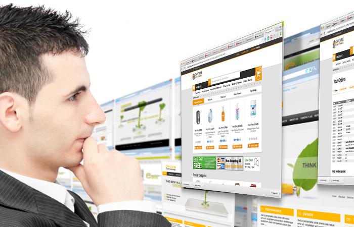 shopfront ecommerce platform for supply chains